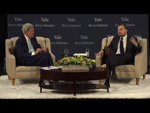 DiCaprio criticizes climate change deniers