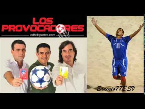 Declaraciones de Frank Velásquez sobre mal manejo de la Selecta Playera en Los Provocadores