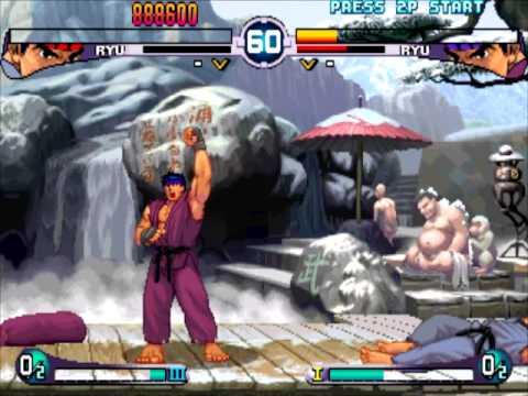 Venha Relembrar e Sentir o Gameplay de um dos melhores games de luta da Atualidade, antes de Street F|ighter IV
