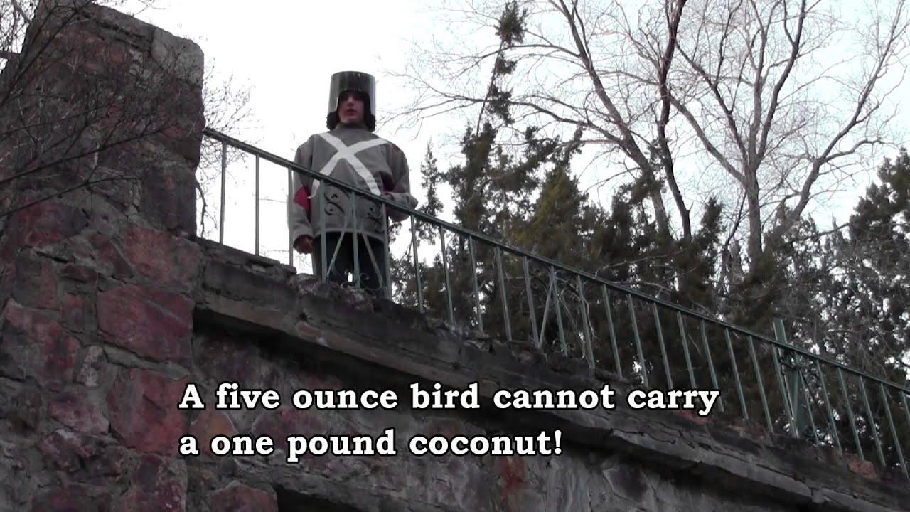 Monty Python Swallow Quote 102