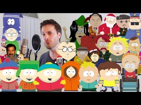 31 South Park Impressions