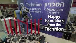 Hanukkah Rube Goldberg Machine
