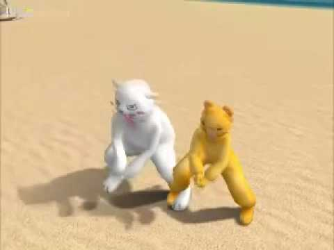 Песенка о медведях