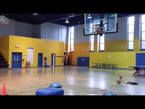 Stephen Curry Step Back Series Part 1- Reach & Teach Global Basketball