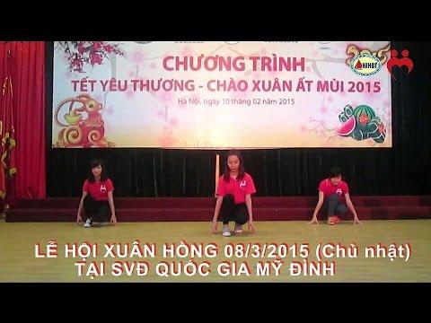Con Bướm Xuân - Bài nhảy chính thức của Lễ hội Xuân Hồng 2015