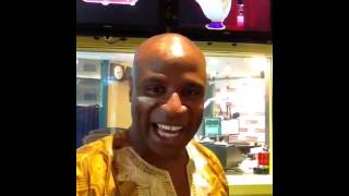 Alex Boye's First Official Radio Disney Interview In