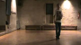 Blurred Lines Line Dance Kick & Scuff 26