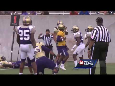 Alcorn State displays skills in annual spring game