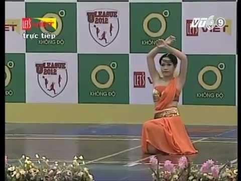 Miss Trần Thị Nga ĐH Sư Phạm ĐN 02/12/2012