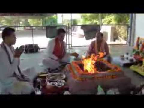 Santan Gopalam Puja performed by Divine Rudraksha on Thursday, 17th October 2013