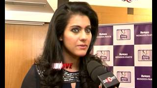 Kajol talks about forthcoming projects-children-career-family & more