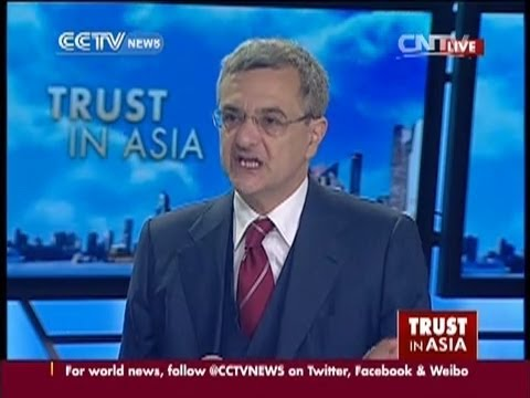 Studio interview: China holds CICA presidency 2014-2016