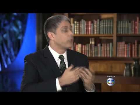 Dilma Rousseff x William Bonner