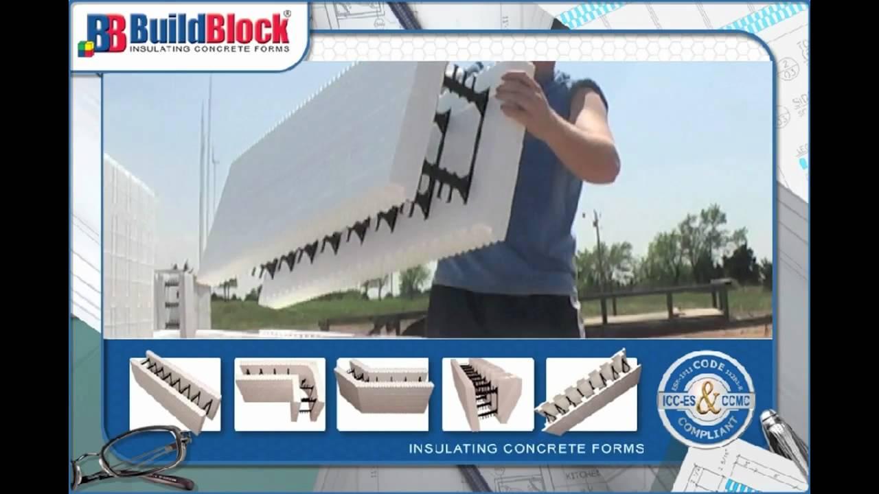 Buildblock 39 s insulating concrete forms vs concrete masonry for Buildblock pricing