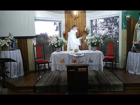 Santa Missa | 05.08.2021 | Quinta-feira | Padre Robson Antônio | ANSPAZ