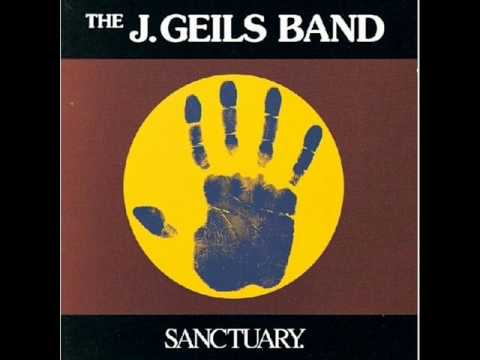 J. Geils Band - Wild Man