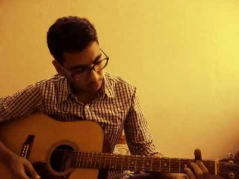 Pani da rang - Vicky donor - guitar cover and lesson (Detailed Strumming)
