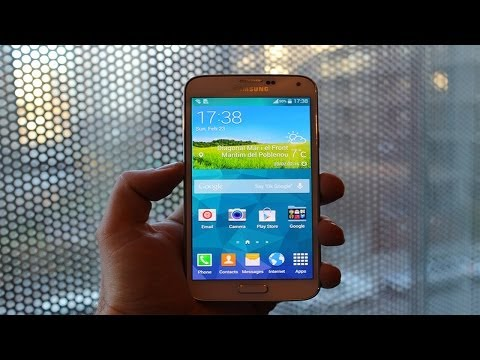 Samsung Galaxy S5 First Pictures & Specs Leak?!