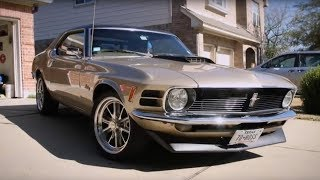1970 Ford Mustang: The Hoss -- /WHEEL LOVE. Drive Youtube Channel.