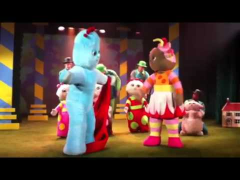 in the night garden live youtube