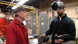 picture of Welding Instructor