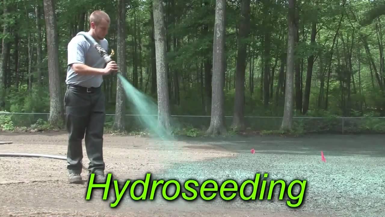 Pro-Turf Hydroseeding