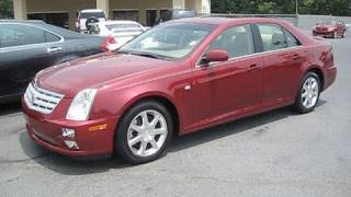Cadillac STS with corsa exhaust videos