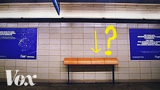Why cities are full of uncomfortable benches