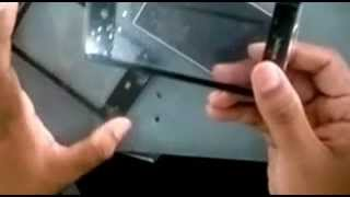 Nokia Lumia 520 Disassembly & Assembly Touch Screen