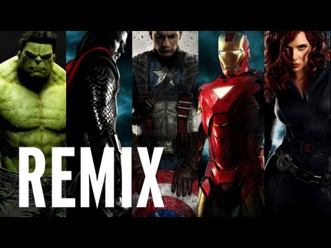 "MIKE RELM: THE AVENGERS REMIX, ""We have a Hulk."" It doesn't get much bigger than The Avengers! Spoiler: shawarma. Watch the original trailers and TV spots here: http://www.youtube.com/marv..."
