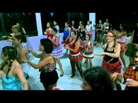 O Show das Poderosas - Anitta - Coreografia Junina - Arraiá Academia Physicus Natal