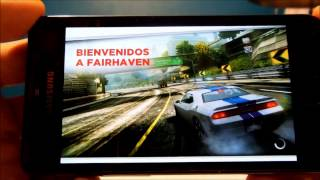 Need For Speed Most Wanted Para Android (apk + Datos SD