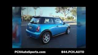[2005 Mini Cooper S For Sale PCH Auto Sports Used Pre Owned Orang] Video