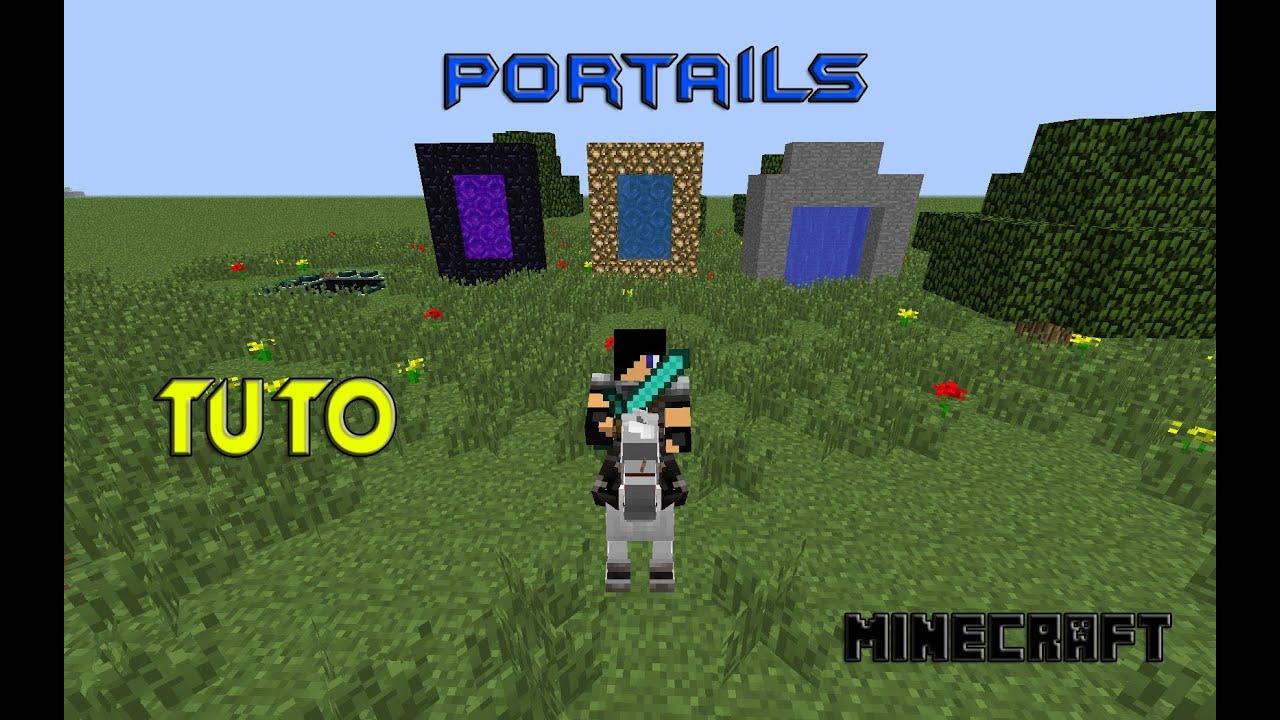 Tuto Minecraft Comment Construir Une Ville