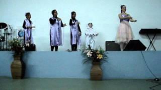Homenagem De Aniversário Do Pastor Célio S.O.S Jesus