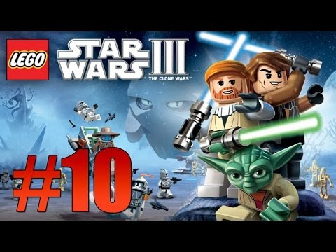 Lego Star Wars 3: The Clone Wars - Ch. 5 Rookies - Part 10