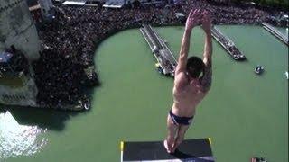 Salto mundialista de gran altura - Clavados