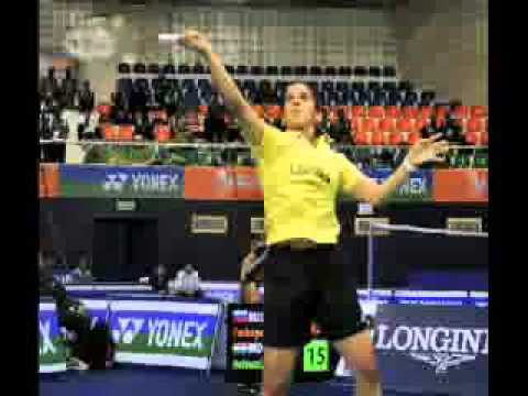 IBL 2013  Saina Nehwal beats P V Sindhu to give Hyderabad 2 0 lead