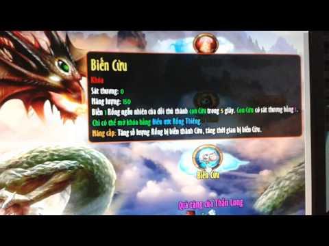 Ép rồng Hoàng Kim - Đảo rồng - Rồng Vip nhất game đảo