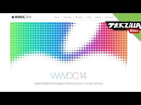 The Best Announcements from Apple's WWDC 2014 Keynote