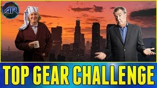 GTA 5 Online : Top Gear Challenge BIKE RACE TO PALETO