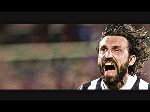 Andrea Pirlo 2014 HD - Skills Passes & Free kicks