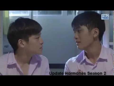 [Hormones วัยว้าวุ่น Season 2 Ep.4 ดาว-ก้อย] Phu Kiss Thee ฉากจูบ//มีอะไรกัน