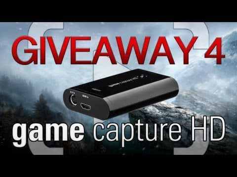 Elgato GameCapture HD - GIVEAWAY 4 (CONTEST CLOSED)