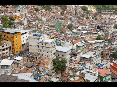 The 2014 World Cup: Favela Housing for Tourists in Brazil