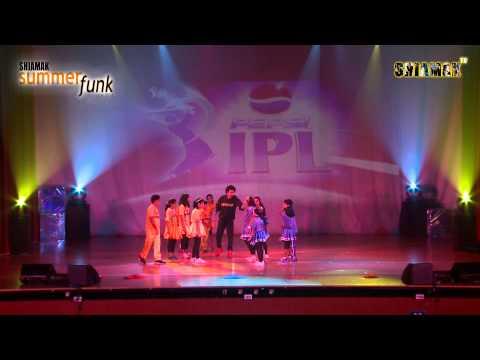 IPL Medley - Shiamak Summer Funk 2014 - UAE