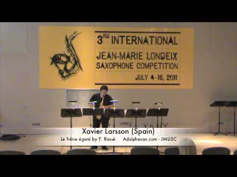 3rd JMLISC: Xavier Larsson (Spain) Le fre?ne e?gare? by F. Rosse?