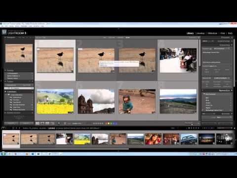 How to Take Images from Lightroom into Photoshop for Editing