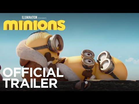 Mimoni - trailer na rozprávku