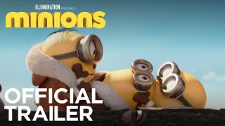 Minions Official Trailer 3 (HD) Illumination